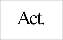 Logo von Act.