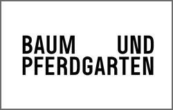 Logo von Baum und Pferdgarten