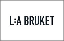 Logo von L:A Bruket